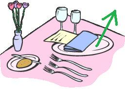 Wipe Table Clipart